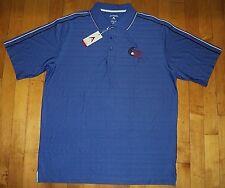* ICELANDIC OPEN * NWT Desert Dry Extra Lite Embroiderd Logo Polo Golf Shirt XL