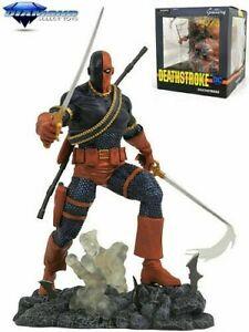 Diamond Select Toys DC Gallery: Deathstroke PVC Figure