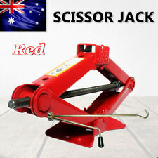 2 Ton Car Scissor Jack Home Emergency Wind Up Lift for Speed Handle High Quality