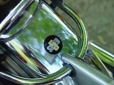 """Triumph T140, Trident T150, T160, OEM, OIF,  """" 5 Speed """" Rear Fender DECAL, F/SH"""