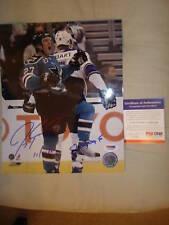 Jeremy Roenick Signed SJ San Jose Sharks 8x10 Photo PSA/DNA COA Autographed b