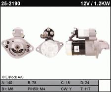 Demarreur OPEL Astra 1.7 TD 17 TD - TC4  OPEL ASTRA, VECTRA VAUXHALL VECTRA