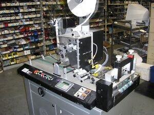 kirk-rudy Tabber / Wafer Sealing Machine