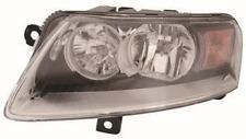 Audi A6 Headlight Unit Passenger's Side Headlamp Unit 2005-2009