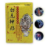 8X soulagement de la douleur en plâtre Tiger baume de l'arthrite muscle patch