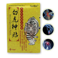 8pcs Pain Relief Plaster Tiger Balm of Arthritis Muscle Back Pain Patch K00304*t