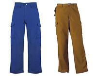 Russell J015M Heavy-duty workwear  Teflon coated work trousers