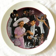 """Avon Images of Hollywood """"Easter Parade"""" 8 inch Plate No. A5180 Decor L9"""