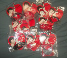 100 piece WHOLESALE Mixed Betty Boop Accessories Lot FREE SHIPPING