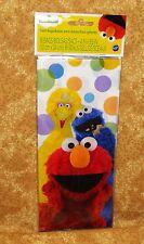 Elmo,Sesame Street,Party,Treat Bags,Wilton,Cello,1912-3470, 4x9.5 in, New!