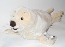 Seehund mit kleinem Glitzerschal by Stelly Langenhagen Germany Stofftiere