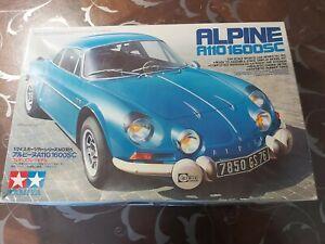 Alpine a110 Tamyia 1/24