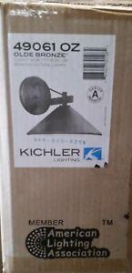 Kichler Lighting 49061OZ Ripley - 1 light Outdoor Wall Bracket -  Olde Bronze