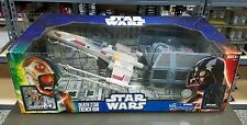 Death Star Trench Run STAR WARS Toys R Us TRU Exclusive X-WING TIE FIGHTER