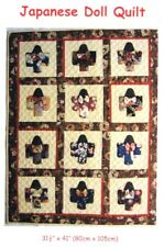 Japanese and Oriental Quilt and Wall Hanging Patterns