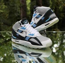 Nike Air Trainer SC High QS NYC MLB All-Star Men's Size 8.5 Silver 585125-001
