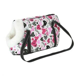 Pet Carrier Dog Backpack Cozy Soft Puppy Cat Shoulder Bags Outdoor Hiking Travel