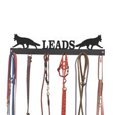 German Shepherd Dog Metal Lead Hooks