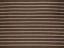 Baumwollstoff (€8/m²) 0,5m quergestreift 1,5m breit
