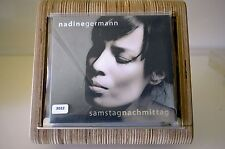 CD3022 - Nadine Germann - Samstag Nachmittag - Schlager