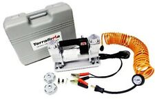 TERRAFIRMA Portable Air Compressor - Double Pump 150psi GE2392