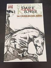 Dark Tower The Gunslinger Born #4 2007 Marvel 1:50 Jae Lee Incentive Sketch C