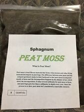 Peat Moss Professional Grower formula 1 quart