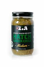 Original New Mexico Hatch Green Chile By Zia Green Chile Company - Medium - 16oz