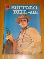 FOUR COLOUR #856 VG (4.0) BUFFALO BILL JR 1957 DELL WESTERN COMIC D