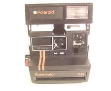 Polaroid SUPERCOLOR 645 LM PROGRAM completamente funzionante