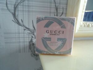 GUCCI BAMBOO 75 ML EAU DE TOILETTE SPRAY NEW SEALED