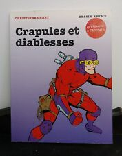 Christopher Hart Crapules et Diablesses Book French 1998 Printed in Italy