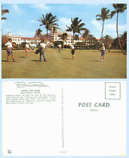 Golf Course Sam Snead Boca Raton Hotel & Club Florida Postcard Sports