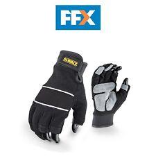 DeWalt DPG214L EU Performance 3-Finger Work Gloves Black Large