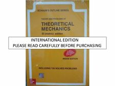 Schaum's Outline of Theory and Problems of Theoretical Mechanics: With An Introd