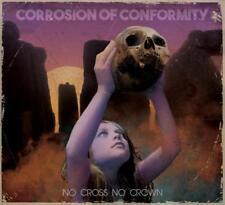 """CORROSION OF CONFORMITY-no cross NO Crown (Neuf 12"""" Vinyl LP)"""