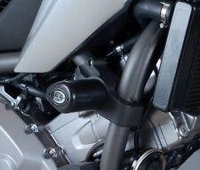 Honda NC700S 2013 R&G Racing Aero Crash Protectors CP0315BL Black