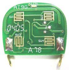 PROOE4BSUG keyless remote clicker transmitter AT9G keyfob fob circuit board ONLY