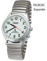 Radio Controlled Talking Watch, with Expander Strap