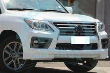 1Set ABS Black Front Bumper Fog Lamp For Lexus LX570 SPORT 2012-2015q624