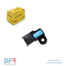 1 BOSCH Sensore, Pressione collettore daspirazione PANDA PANDA Van PUNTO