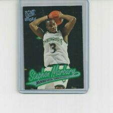 1996-97 Ultra Rookie Stephon Marbury Timberwolves