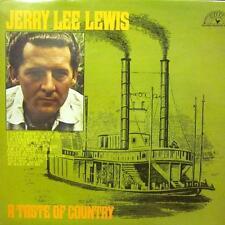 Jerry Lee Lewis(Vinyl LP Orignal UK Press)A Taste Of Country-Sun-6467 015-Ex-/Ex