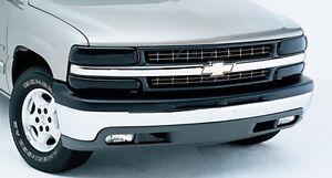 Fits 99-02 Silverado 00-06 Suburban GTS Acrylic Smoke Headlight Covers GT0540S