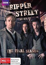 RIPPER STREET Series V : Season 5 FINAL : NEW DVD