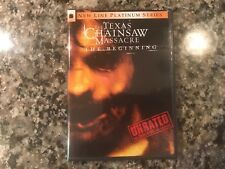 The Texas Chainsaw Massacre The Beginning Dvd! 2006 Horror! Also See Motel Hell