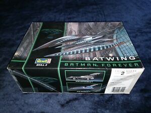 BATWING Batman Forever 1995 Revell 1/32 Scale Kit #6721 Complete, PARTS SEALED