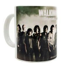 The Walking Dead  11 Ounce Coffee Mug Season 4 High Quality Print