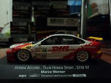 Onyx 1/43 Honda Accord #12 STW 1997 Marco Werner