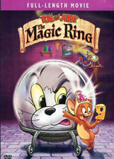 Tom and Jerry: The Magic Ring DVD NEW